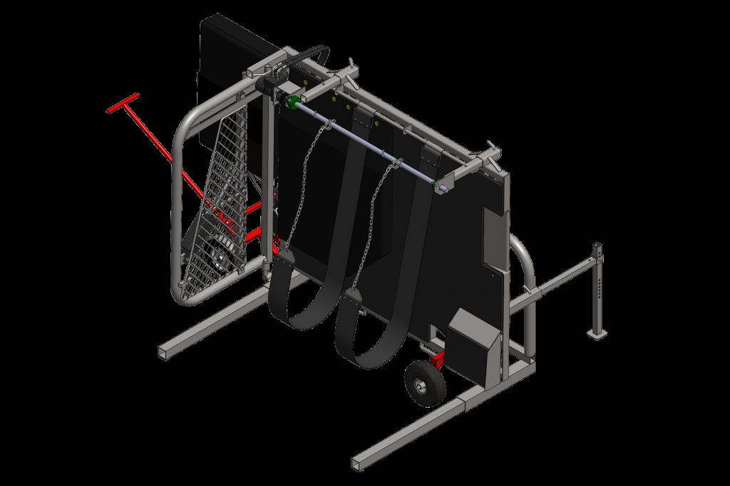 taille sabot hydraulique / Équipements PFB